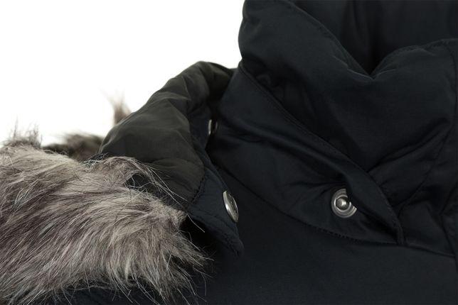 Куртка женская COLUMBIA 48р(L), 50р(XL) Теплая Зимняя Черная Вьетнам