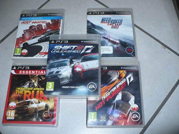Need For Speed na Ps3