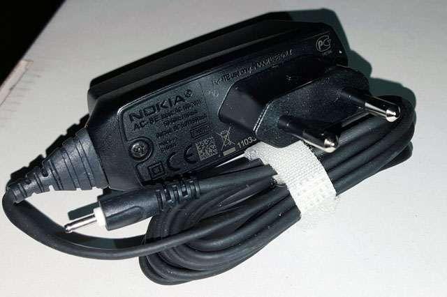 Carregador de telemóvel Nokia