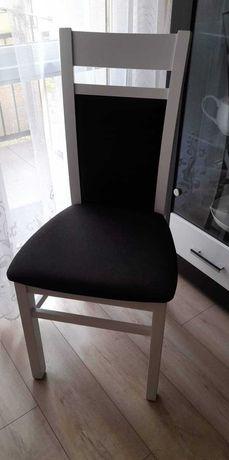 Białe krzesła (z gwarancją)