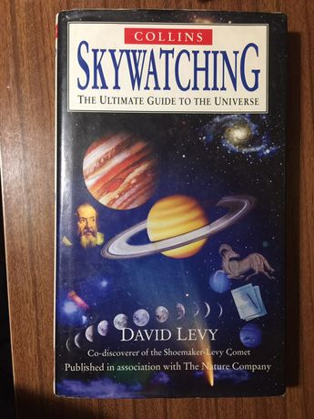 Skywatching - David Levy
