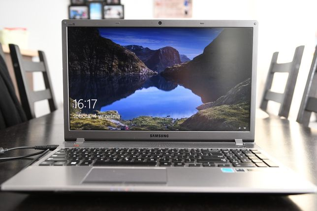 Laptop Notebook Samsung NP550P5C i5 6GB RAM 1TB HDD