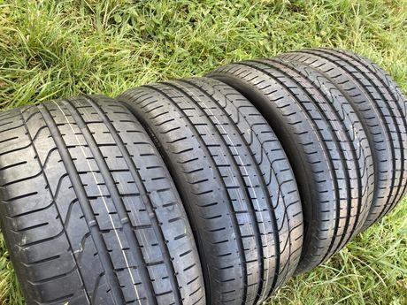 Нові літні шини 255/45 R19 & 285/40 R19  Pirelli PZero