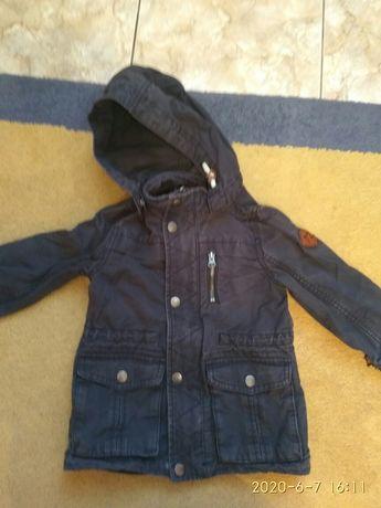 Куртка демисезонная 98 см