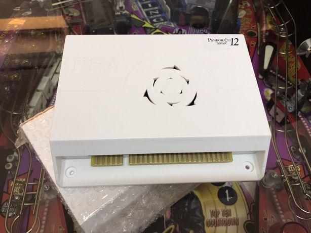 Pandora Box 12 XXI - 3188 jogos - Arcade Flipper Pinball