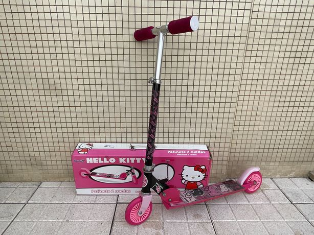 Trotinete criança Hello Kitty