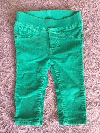 Вельветовые, ждинсовые штаны, штанишки Gap