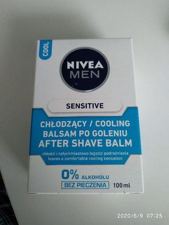Nivea Men Sensitive Cool balsam po goleniu chłodzący