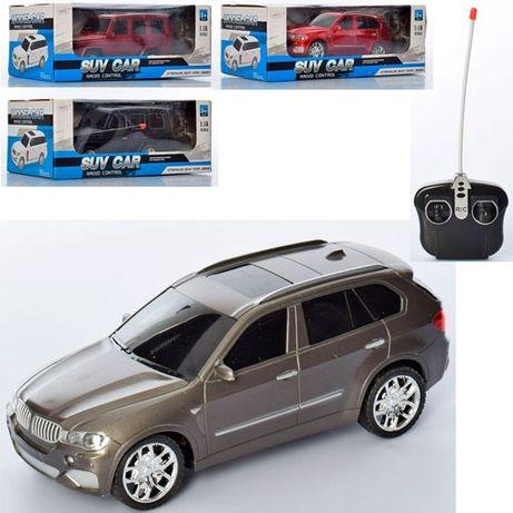 Машинка с пультом(радиоуправления)