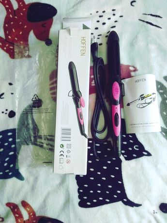 Щипцы для завивки волос Hoffen