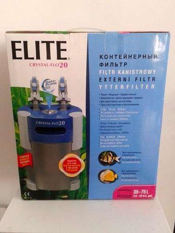 Filtro externo marca Elite Novo