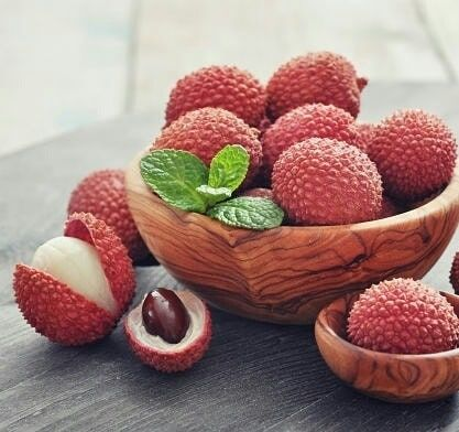 Пюре Плодов Личи (без сахара)