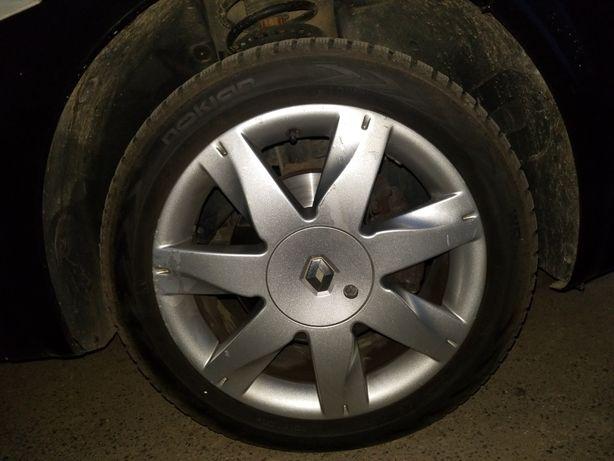 Колеса з дисками Renault megane 2