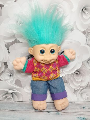 Современная кукла Тролль RUSS. Troll. Russ. Оригинал!