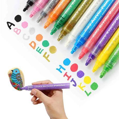 Набор маркеров для рисования 24 шт. маркеры для рисования