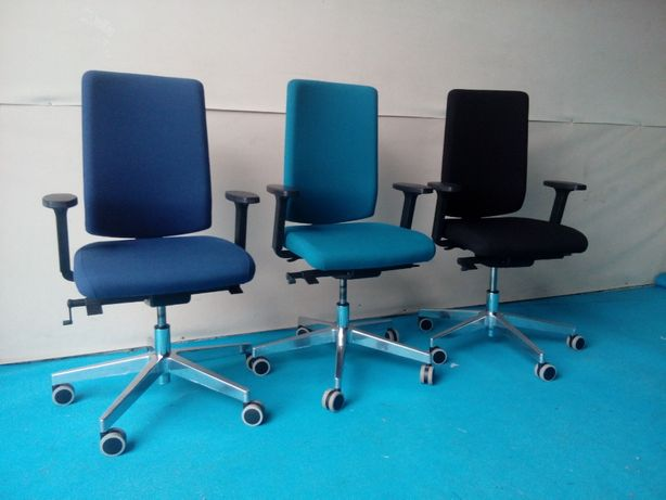 Fotel biurowy krzesło obrotowe Martela James okazja