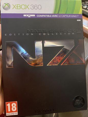 Mass Effect 3 Edycja Kolekcjonerska N7 Xbox 360