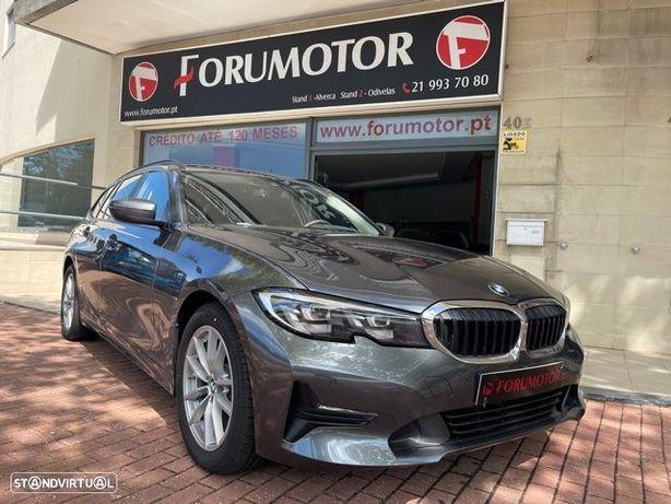 BMW 316 d Touring Auto