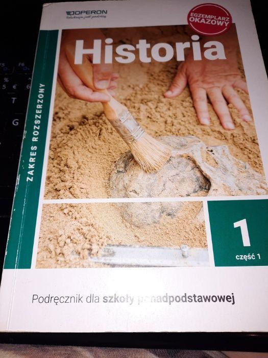 Podręcznik Historia. Klasa 1. Część 1. Zakres rozszerzony. OPERON Warszawa - image 1