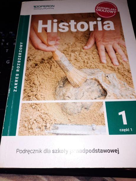 Podręcznik Historia. Klasa 1. Część 1. Zakres rozszerzony. OPERON