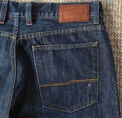 Tommy Hilfiger Mercer Straight Fit джинсы Оригинал размер W34 L32