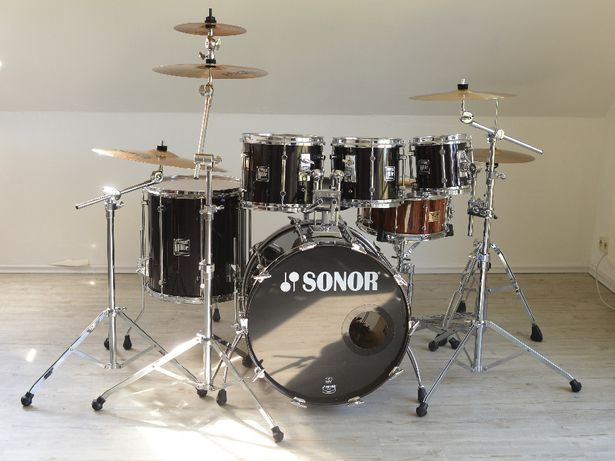 Perkusja - Sonor Hilite bębny