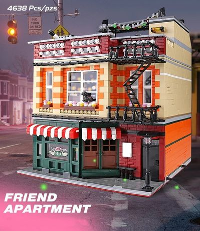 Set lego / Friends house / Central Perk