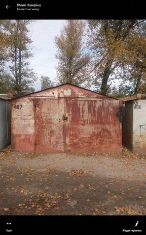 Продам гараж в кооп.  Лесной  (район 3занасып ул. Мичурина) 407 номер.