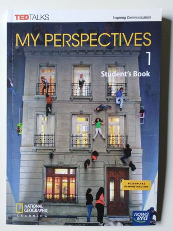 Język angielski. My perspectives 1. Podręcznik