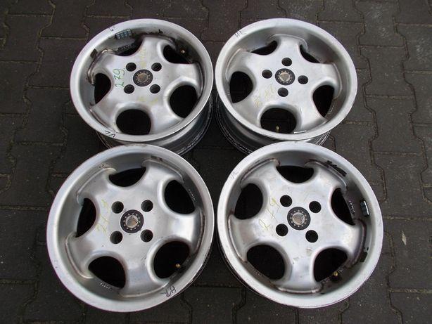 felgi aluminiowe 6Jx14 4x100 et33 VW GOLF AUDI (279) Leszno