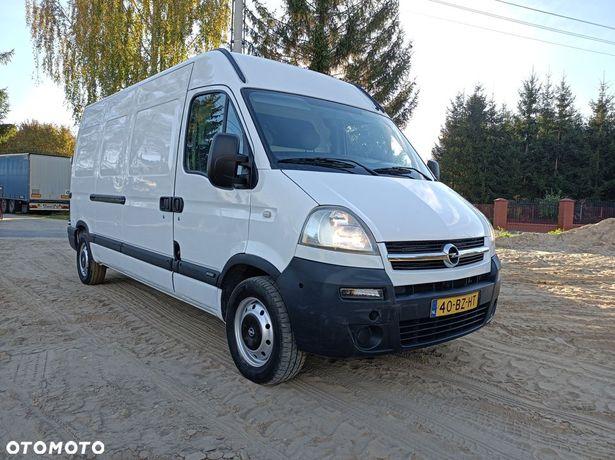 Opel Movano  Master MAX L3H2 206000km super stan