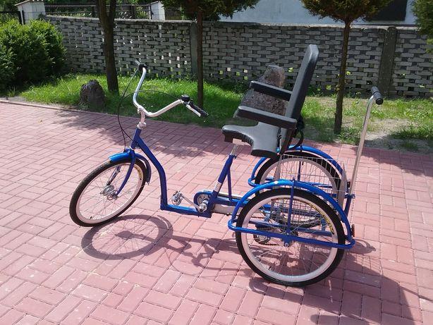 Sprzedam rower inwalidzki.