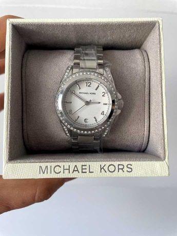 Oryginalny zegarek damski Michael Kors MK533 Ø 39 mm, kolor srebrny