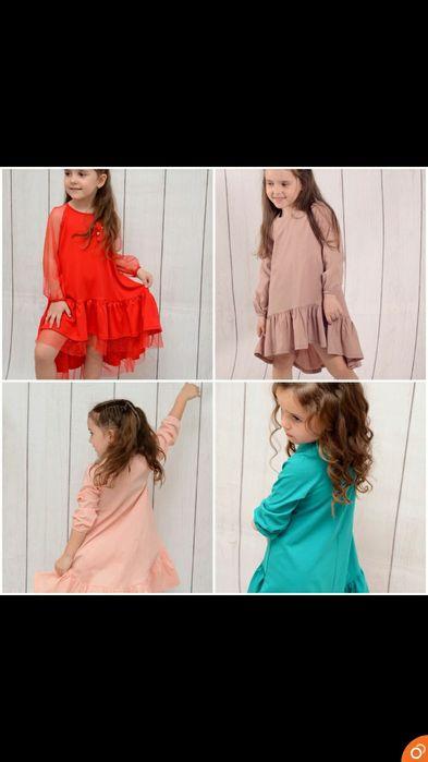 Очень классные платья для девочки Днепр - изображение 1