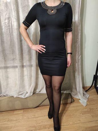 Продам синє плаття