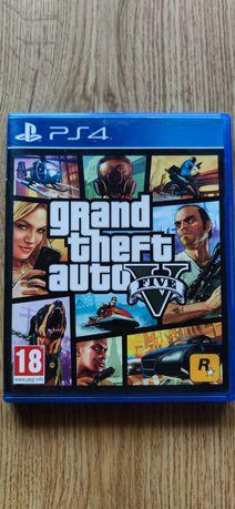 GTA V PS4/PS5 Grand Theft Auto 5 Playstation 4