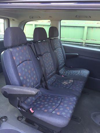 Сиденье Vito 639 447 Mercedes средний ряд диван