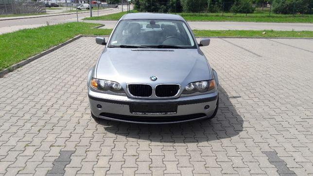 BMW 3 e46 2005 r. 71000 km STAN KOLEKCJONERSKI