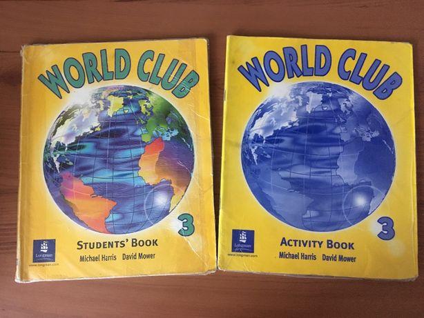 Учебник английского языка World Club 3