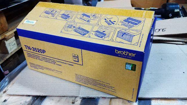 Brother HL L6400 6900. TN 3230 3520P и DR 3200. Первопроходы.