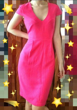 Шикарное платье футляр h&m