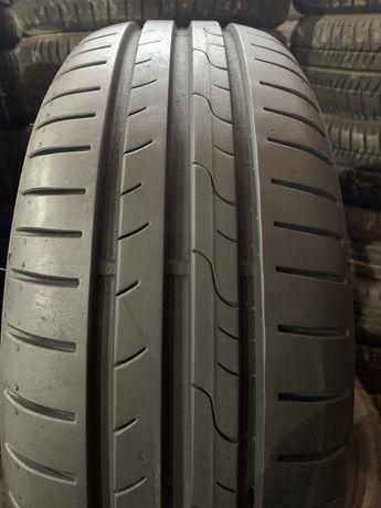 шины б/у лето 215/60-16 Dunlop Sport Fast Responce-за 4 шт