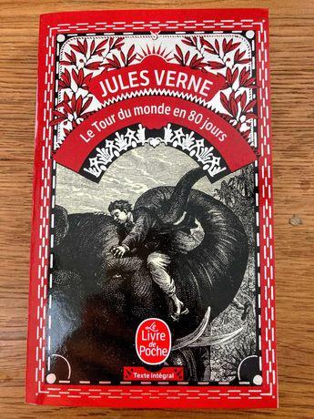 """""""Le Tour Du Monde En 80 Jours"""" - Jules Verne [NOVO]"""