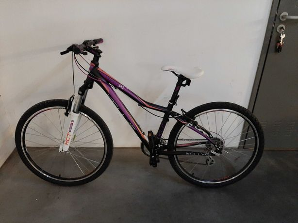 Rower damski Kellys Vanity 30 dziewczyna 140-160cm Stan idealny,