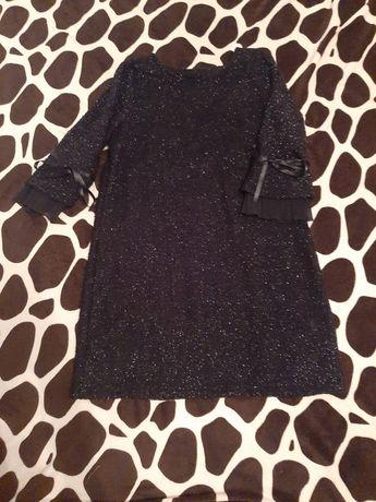 Sprzedam czarną sukienkę