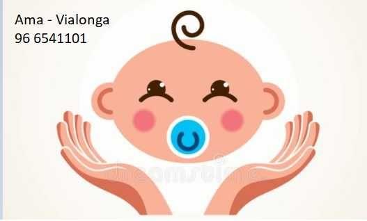 Sou ama / babysitter Vialonga