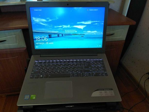 Ноутбук Lenovo IdeaPad 520-15 (81BF00EKRA) Iron Grey