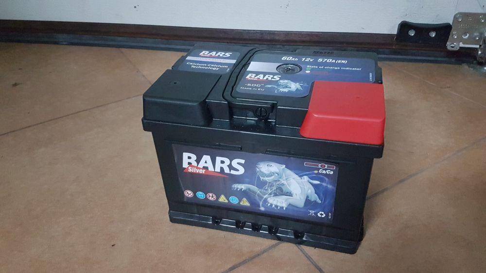 Akumulator rozruchowy 60ah 570A Będków - image 1