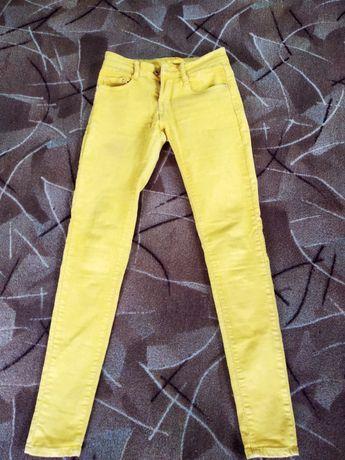 Продам женские жёлтые
