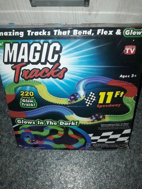 Magic Tracks Светящаяся оригинальная дорога 220